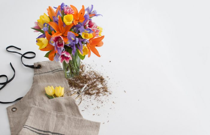 Flower businesses still growing